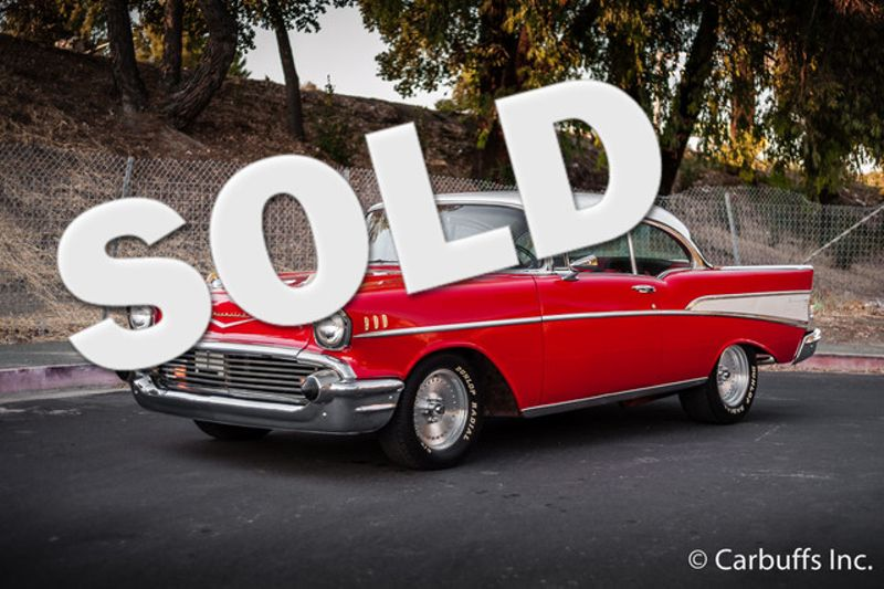 1957 Chevrolet Belair 2dr | Concord, CA | Carbuffs
