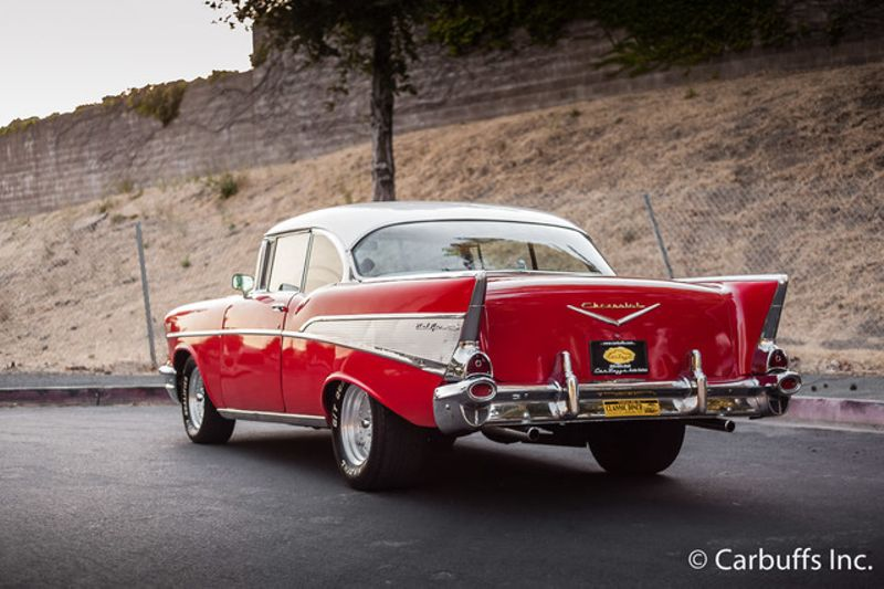 1957 Chevrolet Belair 2dr | Concord, CA | Carbuffs in Concord, CA