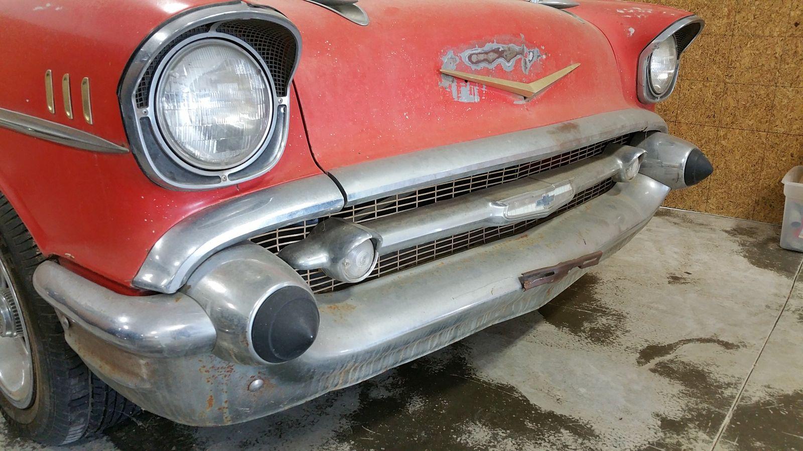 1957 Chevrolet Belair 2 Door Couple Chevy Side Window Seal In Ohio