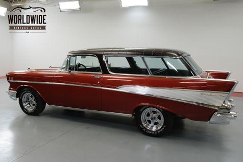 1957 Chevrolet NOMAD RESTORED, RARE. V8. NOMAD WAGON! MUST SEE!  | Denver, CO | Worldwide Vintage Autos in Denver, CO