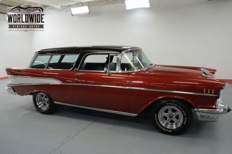 1957 Chevrolet NOMAD RESTORED, RARE. V8. NOMAD WAGON! MUST SEE!  | Denver, CO | Worldwide Vintage Autos in Denver, CO
