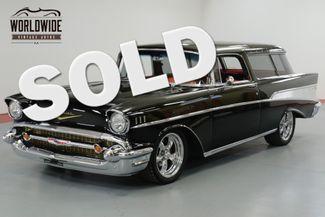 1957 Chevrolet NOMAD  IMMACULATE RESTORATION A/C PS PB    Denver, CO   Worldwide Vintage Autos in Denver CO