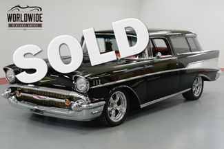 1957 Chevrolet NOMAD  IMMACULATE RESTORATION A/C PS PB  | Denver, CO | Worldwide Vintage Autos in Denver CO