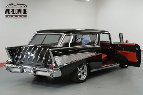 1957 Chevrolet NOMAD  IMMACULATE RESTORATION A/C PS PB  | Denver, CO | Worldwide Vintage Autos in Denver, CO