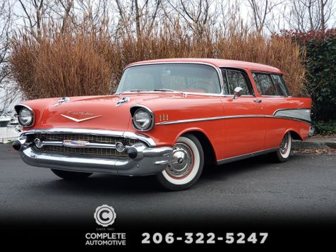 1957 Chevrolet Nomad Wagon 283 V8 3-Speed Manual on Column Factory Overdrive  in Seattle