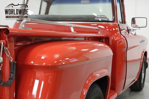 1957 Chevrolet TRUCK 3100 VINTAGE AC PS PB DISC BIG WINDOW | Denver, CO | Worldwide Vintage Autos in Denver, CO