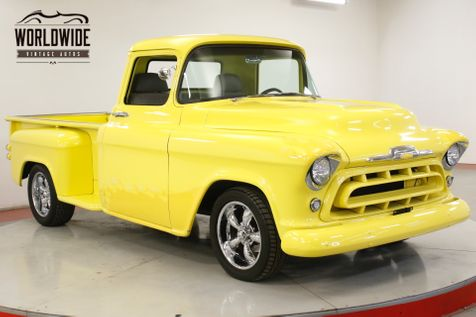 1957 Chevrolet TRUCK RESTOMOD. STEP SIDE FUEL INJECTED LT1 V8  | Denver, CO | Worldwide Vintage Autos in Denver, CO