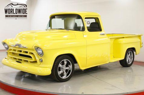 1957 Chevrolet TRUCK RESTOMOD. STEP SIDE FUEL INJECTED LT1 V8  | Denver, CO | Worldwide Vintage Autos in Denver, CO