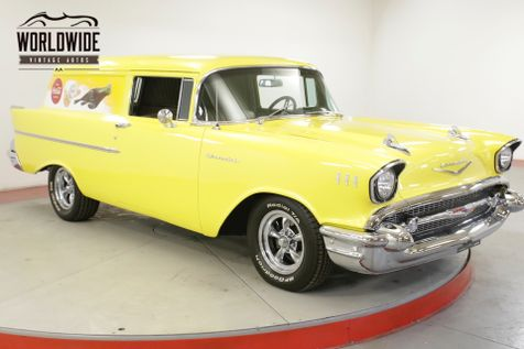 1957 Chevrolet WAGON 283 4-SPEED MANUAL A/C  | Denver, CO | Worldwide Vintage Autos in Denver, CO
