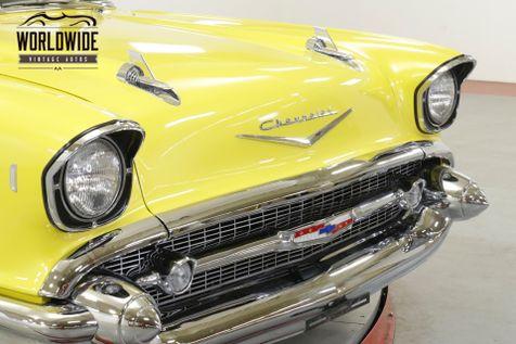 1957 Chevrolet WAGON 283 4-SPEED MANUAL A/C  | Denver, CO | Worldwide Vintage Autos in Denver, CO