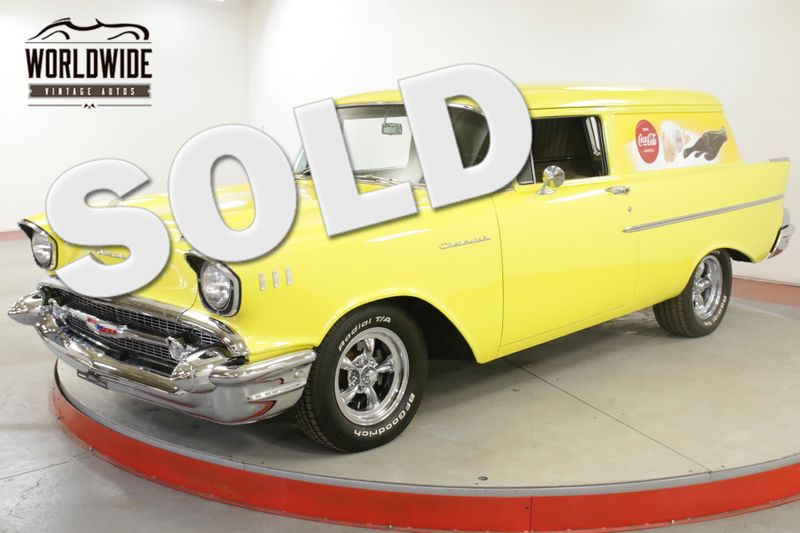1957 Chevrolet WAGON 283 4-SPEED MANUAL A/C  | Denver, CO | Worldwide Vintage Autos