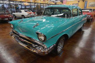 1957 Chevy 2 Dr post Blanchard, Oklahoma 1
