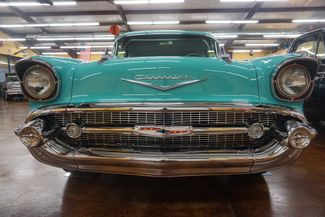 1957 Chevy 2 Dr post Blanchard, Oklahoma 4