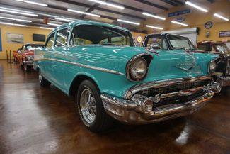 1957 Chevy 2 Dr post Blanchard, Oklahoma 5
