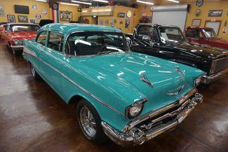 1957 Chevy 2 Dr post Blanchard, Oklahoma 2