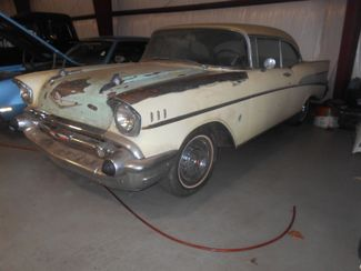 1957 Chevy Bel Air Blanchard, Oklahoma 1