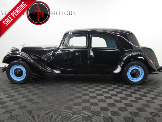 1957 Citroen TRACTION AVANT