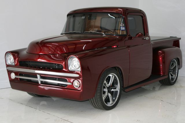 1957 Dodge 100 TRUCK RESTOMOD Houston, Texas 2