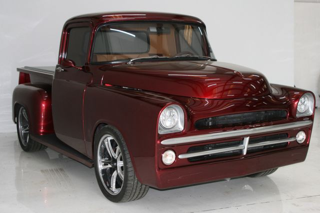 1957 Dodge 100 TRUCK RESTOMOD Houston, Texas 3