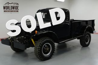 1947 Dodge POWER WAGON  ORIGINAL RESTORED RARE!  | Denver, CO | Worldwide Vintage Autos in Denver CO