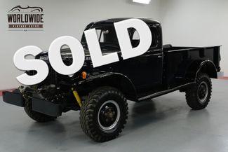 1947 Dodge POWER WAGON  ORIGINAL RESTORED RARE!  | Denver, CO | Worldwide Vintage Autos in Denver CO