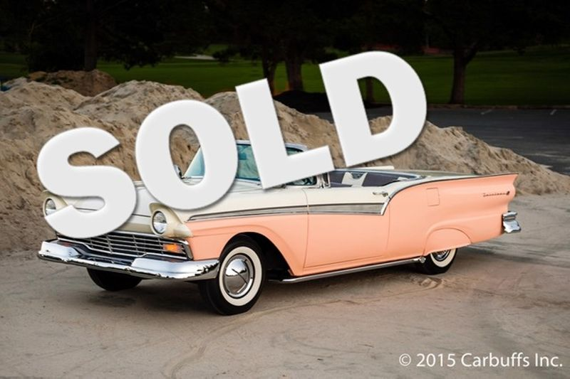 1957 Ford Fairlane 500 Skyliner | Concord, CA | Carbuffs