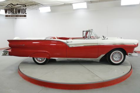 1957 Ford FAIRLANE RARE. MADE 3 YEARS RETRACTABLE TOP RESTORED | Denver, CO | Worldwide Vintage Autos in Denver, CO