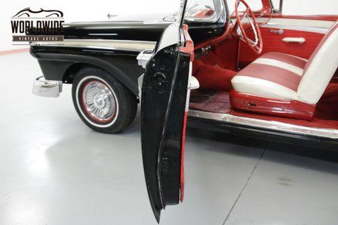 1957 Ford FAIRLANE SYKLINER RARE CONVERTIBLE HARD TOP. 312 V8! AUTOMATIC    Denver, CO   Worldwide Vintage Autos in Denver, CO