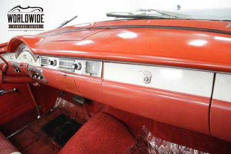 1957 Ford FAIRLANE SYKLINER RARE CONVERTIBLE HARD TOP. 312 V8! AUTOMATIC  | Denver, CO | Worldwide Vintage Autos in Denver, CO