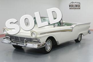1957 Ford SKYLINER RETRACTABLE! V8! 45 YEAR OWNER! ORIGINAL! | Denver, CO | Worldwide Vintage Autos in Denver CO