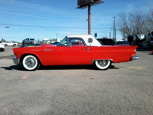 1957 Ford Thunderbird Convertible Boerne, Texas 6