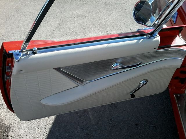 1957 Ford Thunderbird Convertible Boerne, Texas 21