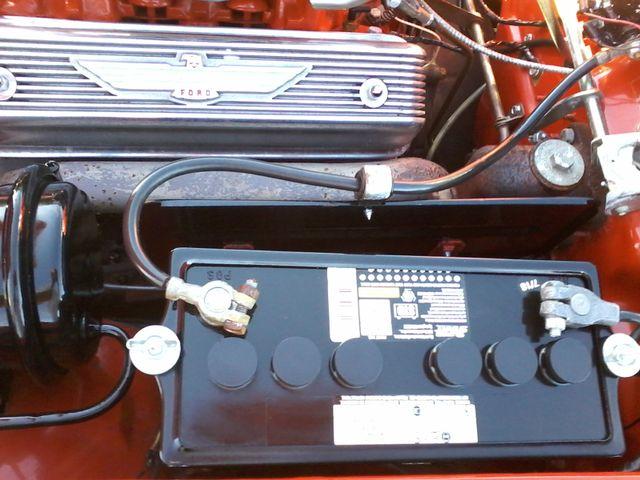 1957 Ford Thunderbird Convertible Boerne, Texas 40
