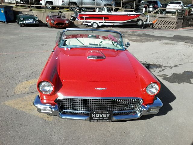 1957 Ford Thunderbird Convertible Boerne, Texas 3