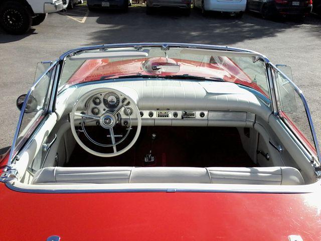 1957 Ford Thunderbird Convertible Boerne, Texas 5
