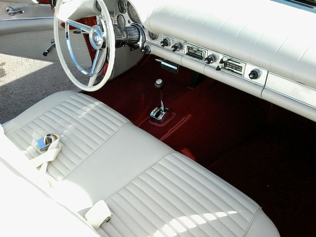 1957 Ford Thunderbird Convertible Boerne, Texas 26