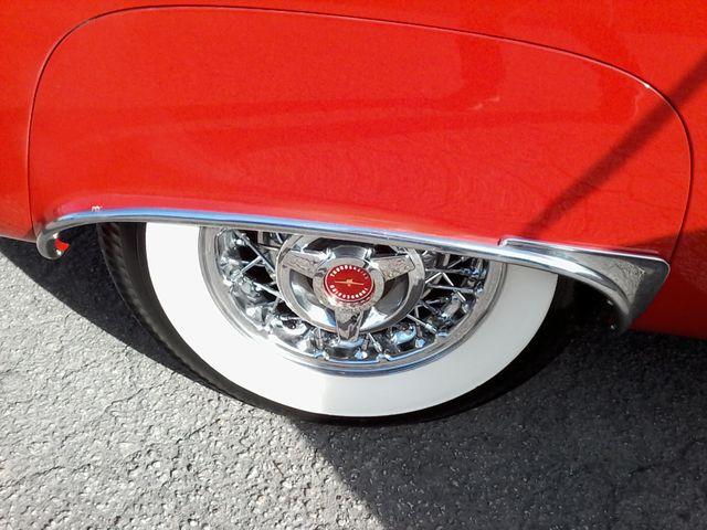 1957 Ford Thunderbird Convertible Boerne, Texas 43