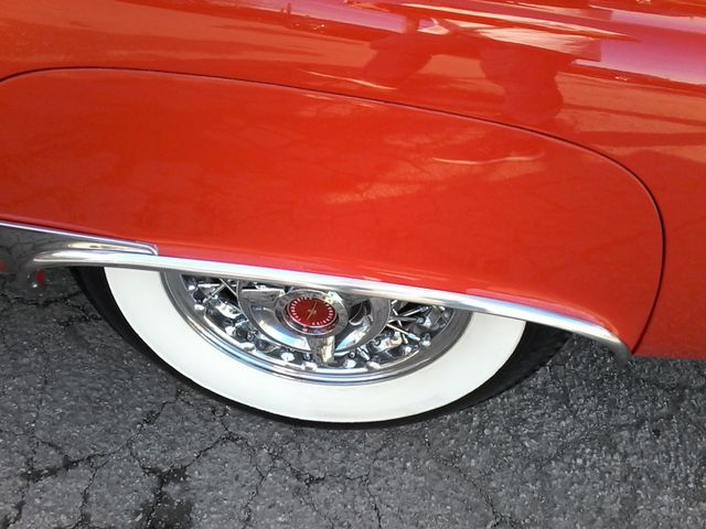 1957 Ford Thunderbird Convertible Boerne, Texas 44