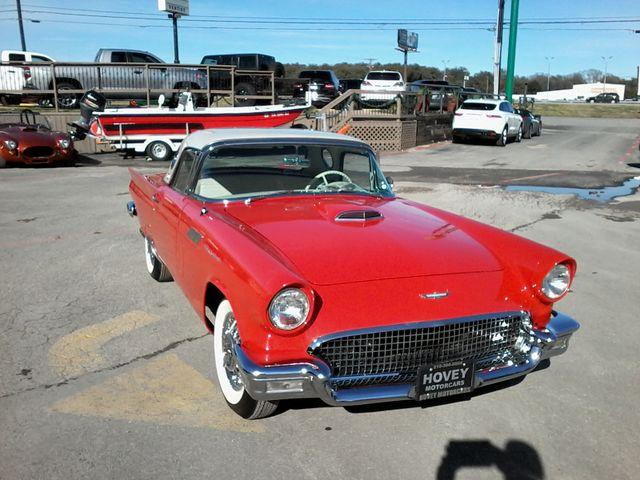 1957 Ford Thunderbird Convertible Boerne, Texas 12