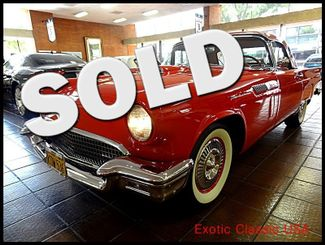 1957 Ford Thunderbird D Code La Jolla, Califorina