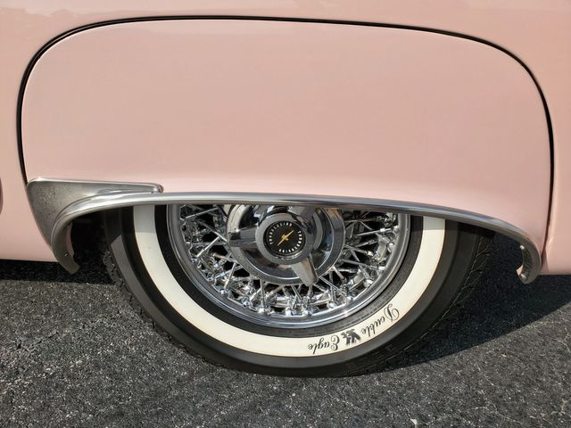 1957 Ford Thunderbird Removable Hardtop in Hope Mills, NC 28348