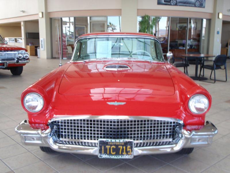 1957 Ford Thunderbird CONVERTIBLE  in Las Vegas, NV