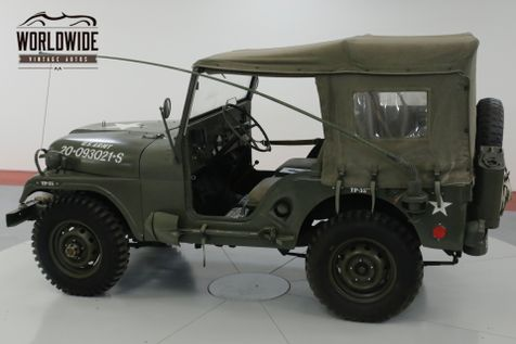 1957 Jeep CJ  RESTORED M38A1 TRIBUTE CJ. 4x4. ACCESSORIES | Denver, CO | Worldwide Vintage Autos in Denver, CO
