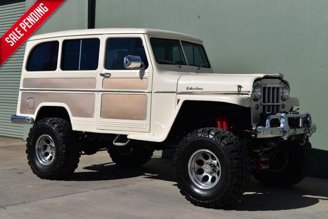1956 Willys 1/2 Ton Wagon AWD Utility Vehicle  | Arlington, TX | Lone Star Auto Brokers, LLC-[ 4 ]