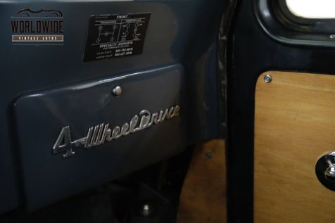 1957 Jeep WILLYS RESTORED RARE VINTAGE 4x4 PS V8  | Denver, CO | Worldwide Vintage Autos in Denver, CO