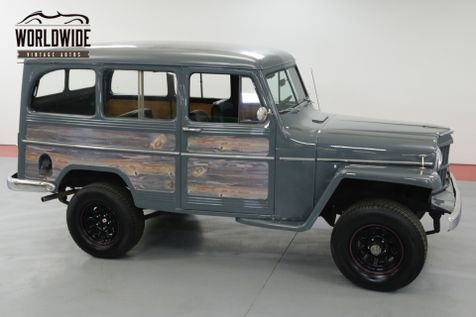 1957 Jeep WILLYS RESTORED. RARE VINTAGE 4x4. PS. V8! | Denver, CO | Worldwide Vintage Autos in Denver, CO