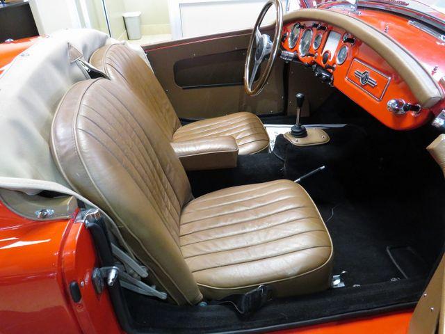 1957 Mg MGA A in McKinney, Texas 75070