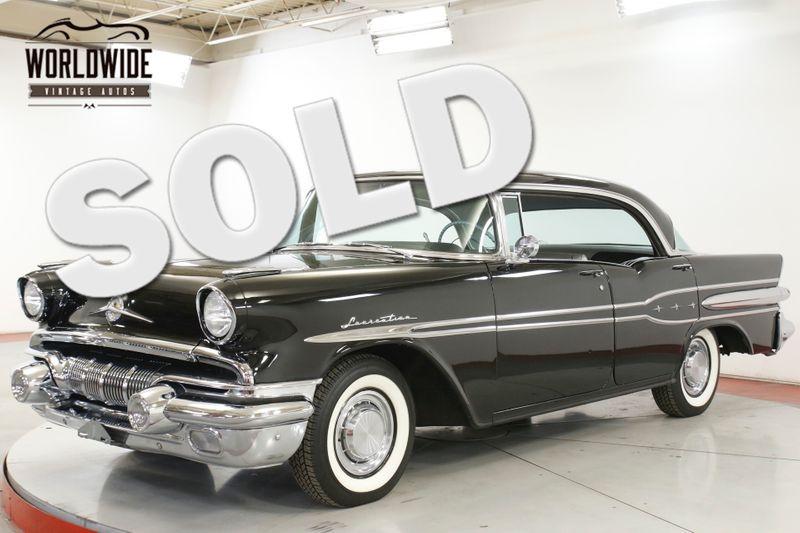 1957 Pontiac LAURENTIAN RARE MODEL EXCELLENT CONDITION 68K ORIG MI  | Denver, CO | Worldwide Vintage Autos