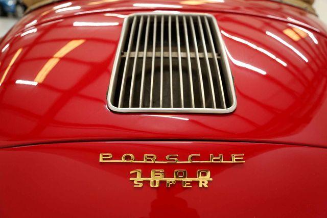 1957 Porsche 356 SPEEDESTER REPLICA Houston, Texas 13