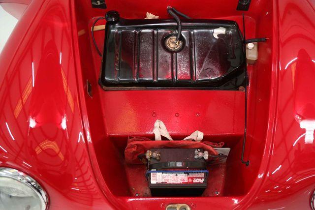 1957 Porsche 356 SPEEDESTER REPLICA Houston, Texas 14